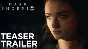 Dark Phoenix Teaser Trailer HD 20th Century FOX