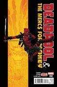Deadpool & the Mercs for Money Vol 1 2