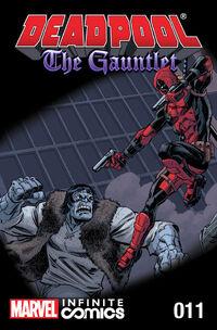 Deadpool The Gauntlet Infinite Comic Vol 1 11
