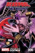 Deadpool The Gauntlet Infinite Comic Vol 1 6