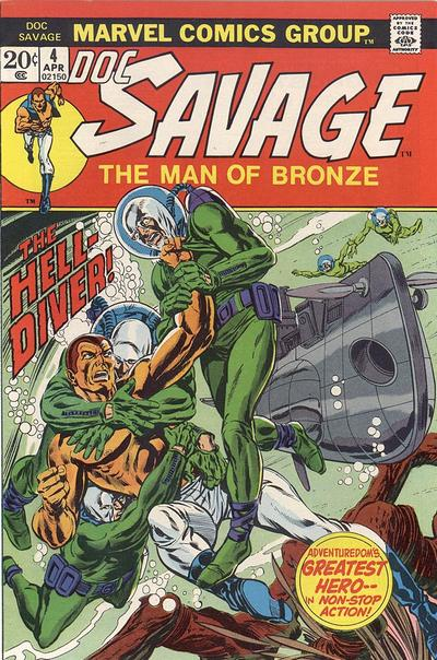 Doc Savage Vol 1 4
