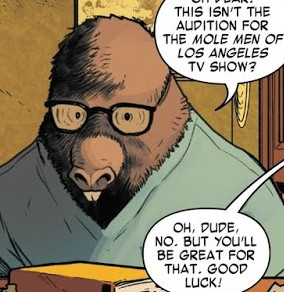 Doctor Mole (Earth-616)