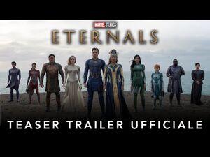 Eternals I Teaser Trailer Ufficiale