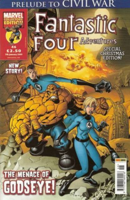 Fantastic Four Adventures Vol 1 46
