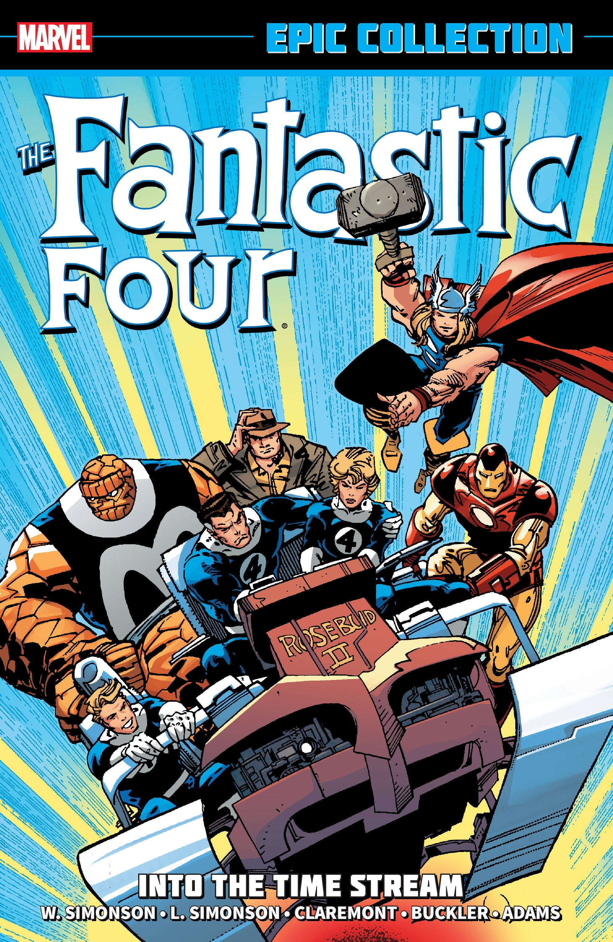 Epic Collection: Fantastic Four Vol 1 20