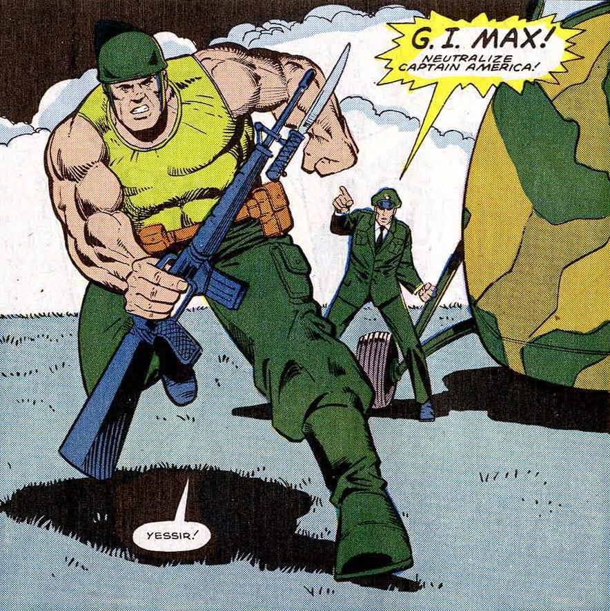 G.I. Max (Earth-616)