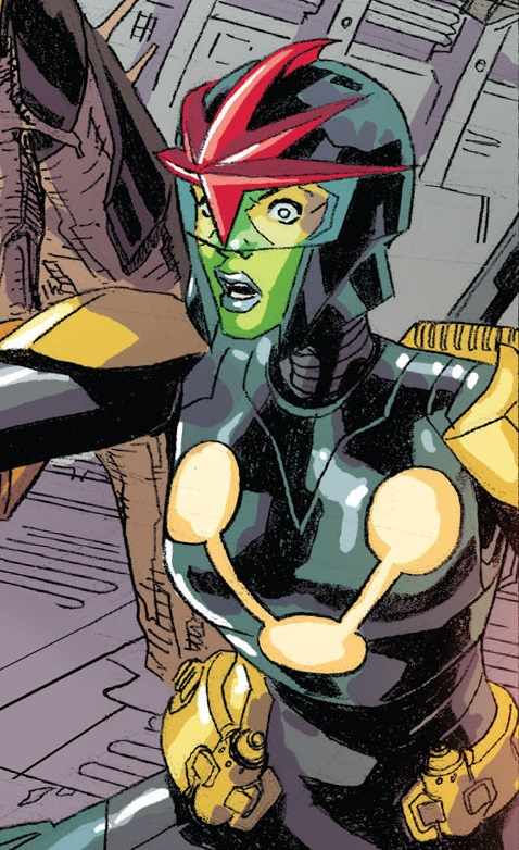 Gamora (Earth-94241)