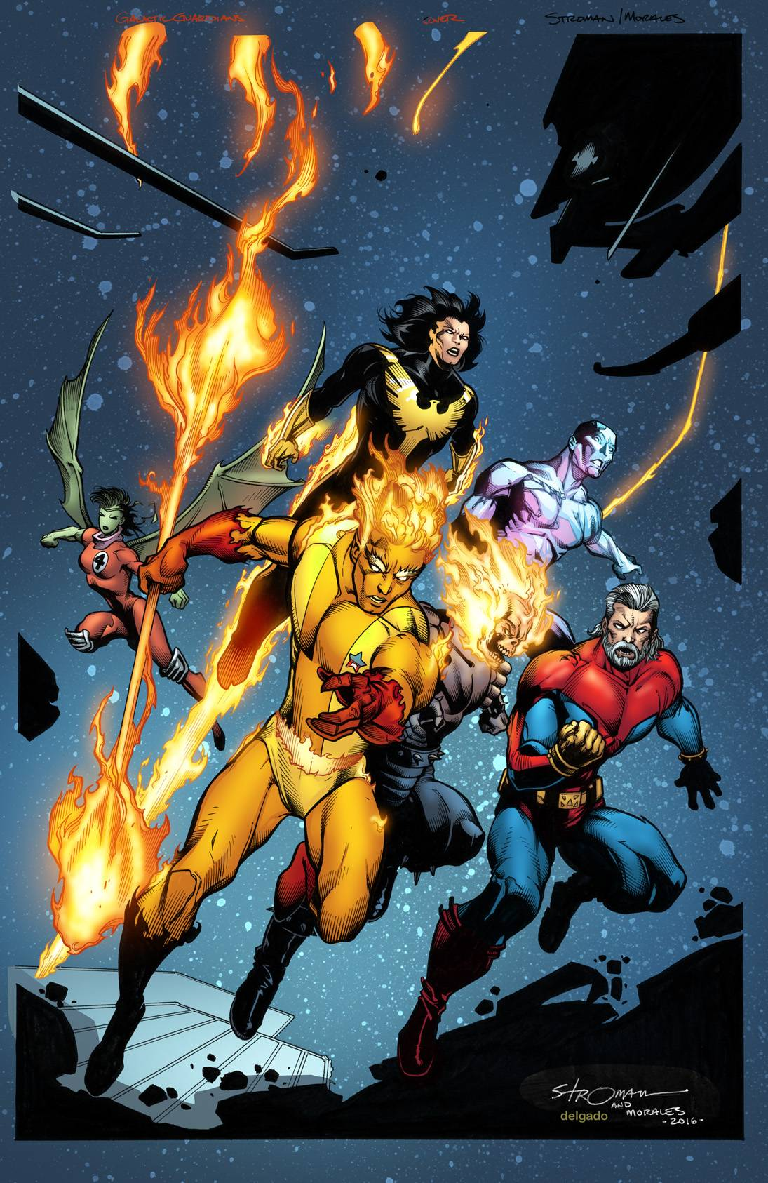 Galactic Guardians (Earth-691)