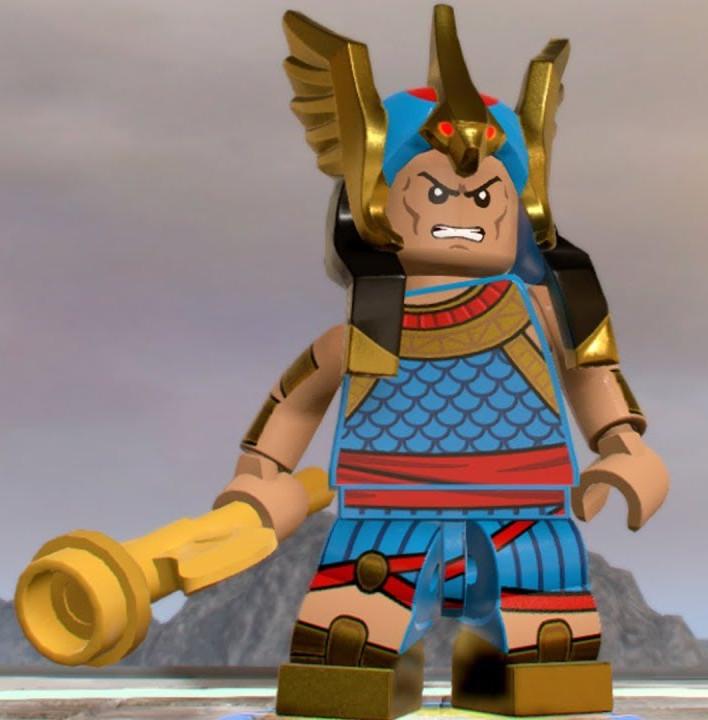 Horus (Earth-13122)