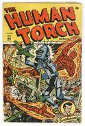 Human Torch Vol 1 23