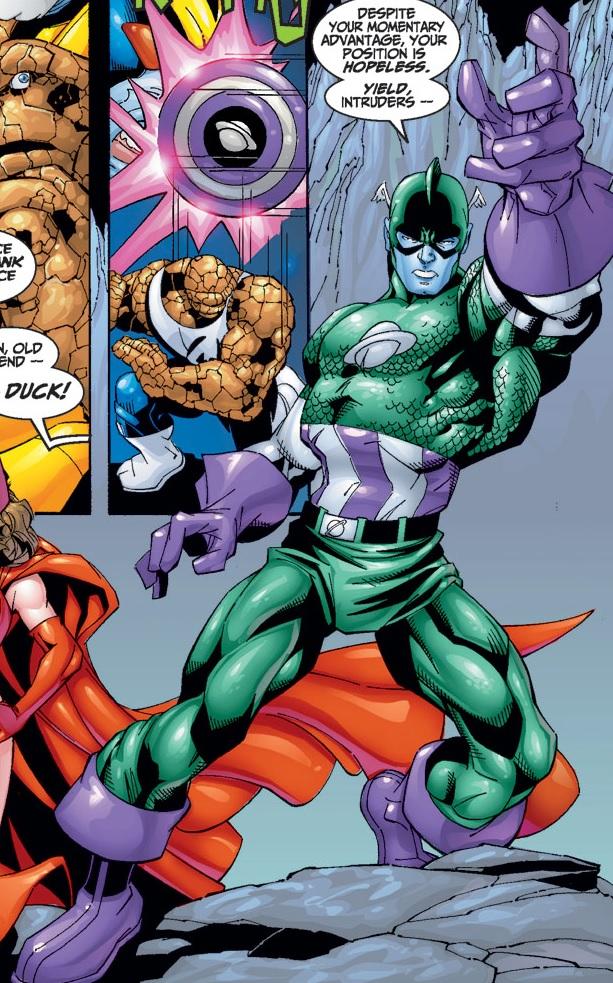 Captain America (Kree) (Earth-99315)