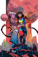 Magnificent Ms. Marvel Vol 1 4 Textless