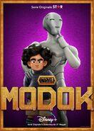 Marvel's M.O.D.O.K. poster ita 005