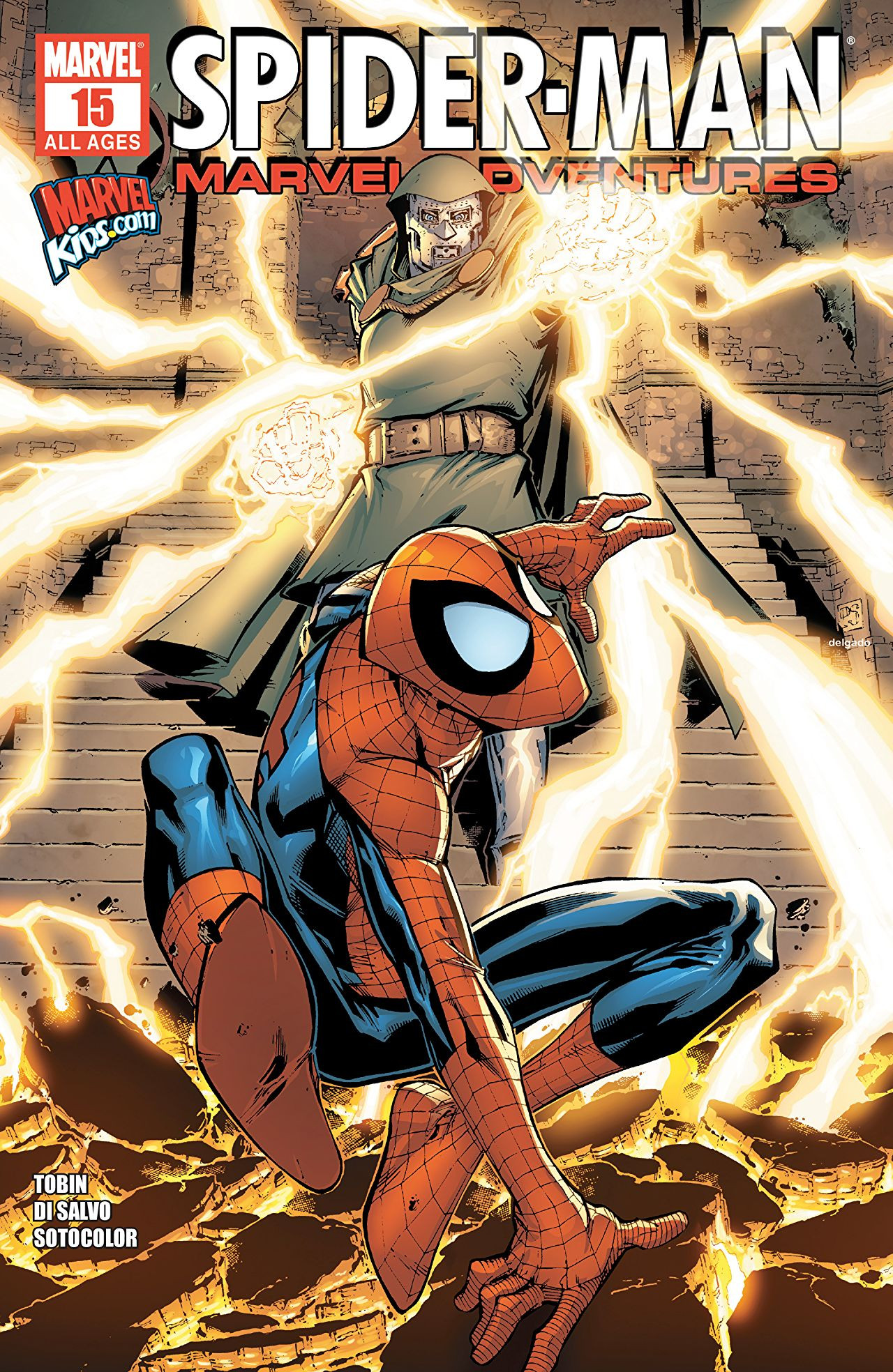 Marvel Adventures: Spider-Man Vol 2 15