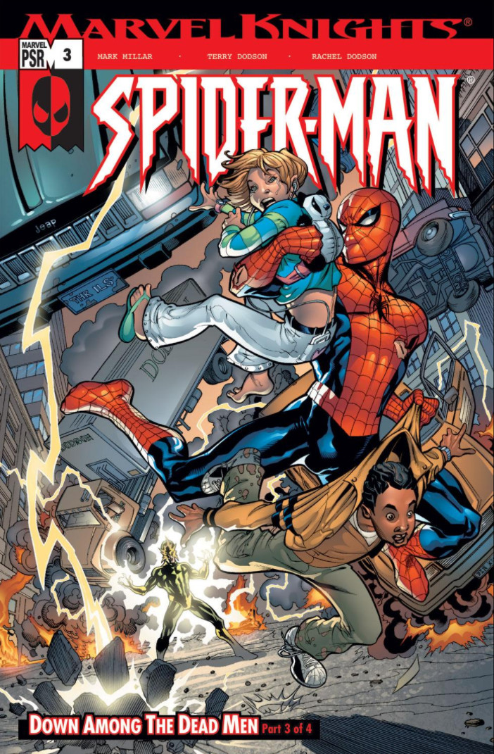 Marvel Knights: Spider-Man Vol 1 3