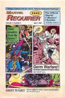 Marvel Requirer Vol 1 2