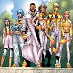 New Mutants Squad