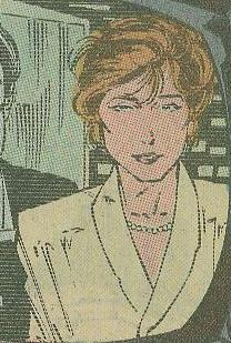 Peggy Snow (Earth-616)