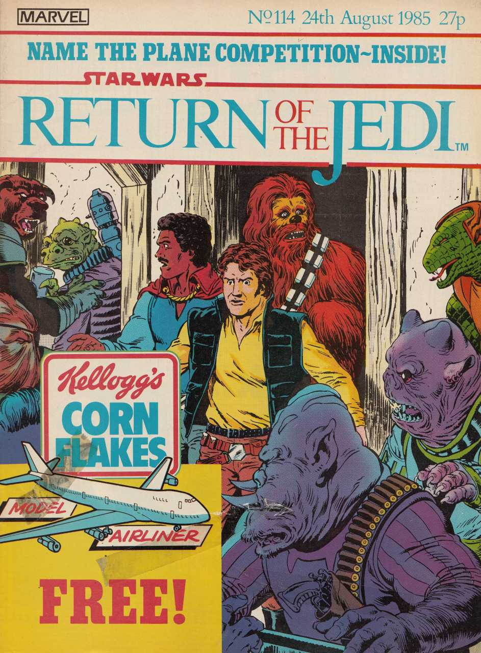 Return of the Jedi Weekly (UK) Vol 1 114