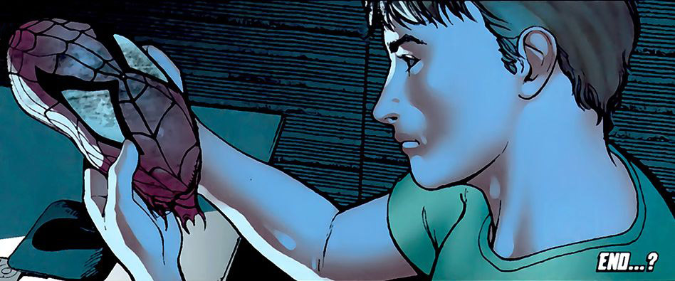 Richard Parker II (Earth-81029) from What If Spider-Man House of M Vol 1 1 0003.jpg