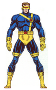 Scott Summers (Earth-616) from Official Handbook of the Marvel Universe Master Edition Vol 1 16 0001
