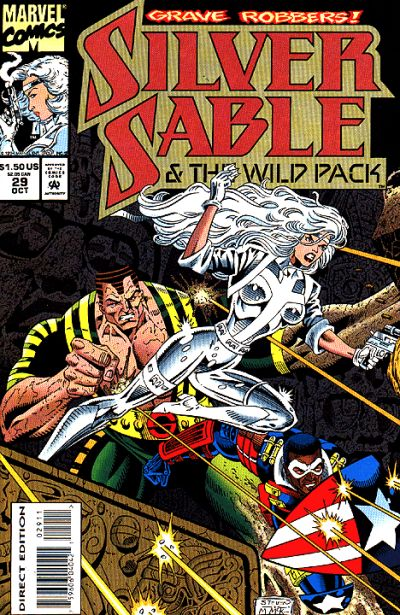 Silver Sable and the Wild Pack Vol 1 29