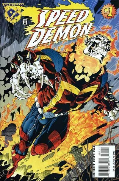 Speed Demon Vol 1 1