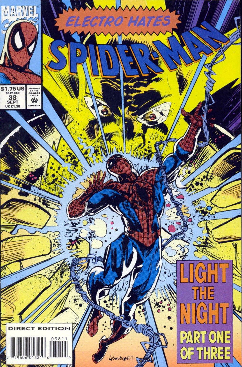Spider-Man Vol 1 38