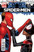 Spider-Men Vol 1 2 Pichelli Variant