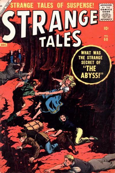 Strange Tales Vol 1 60