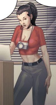 Tatiana Arocha (Earth-616)