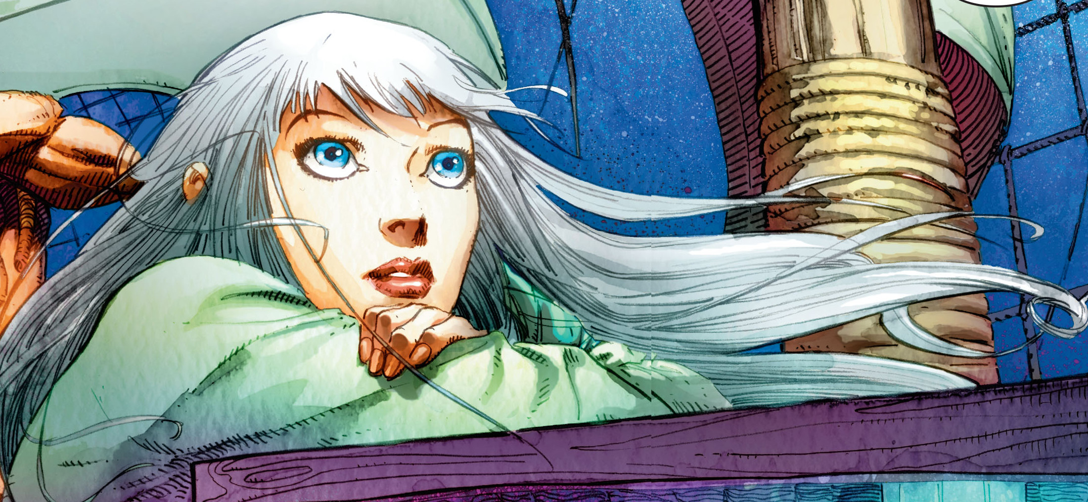 Virginia Dare (Earth-311)
