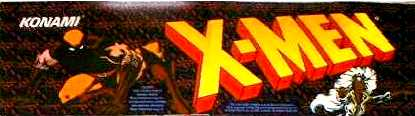 X-Men (1992 video game)
