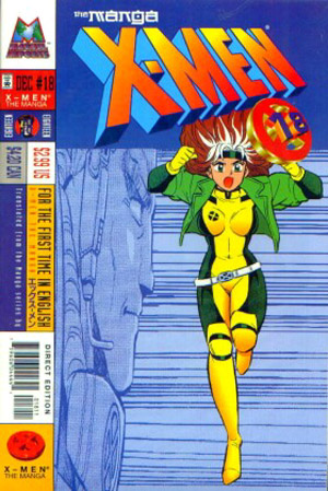 X-Men: The Manga Vol 1 18