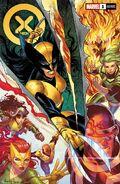 X-Men Vol 6 1 Unknown Comic Books Exclusive Kirkham Variant