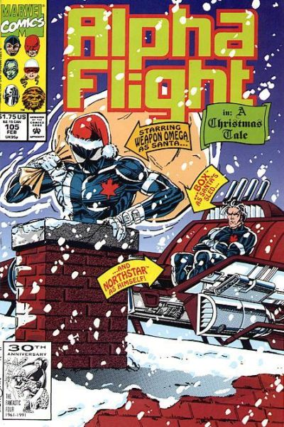 Alpha Flight Vol 1 105