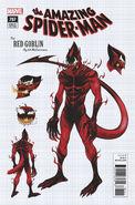Amazing Spider-Man Vol 1 797 Design Variant
