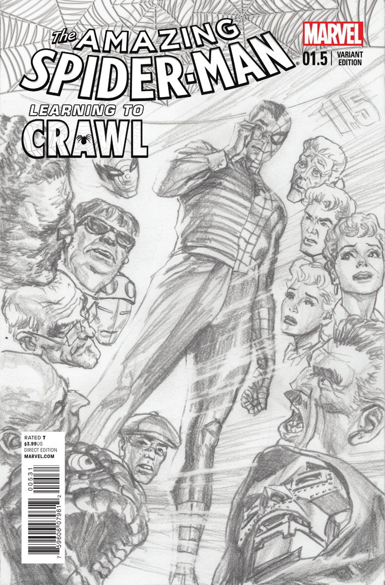 Amazing Spider-Man Vol 3 1.5 Sketch Variant.jpg