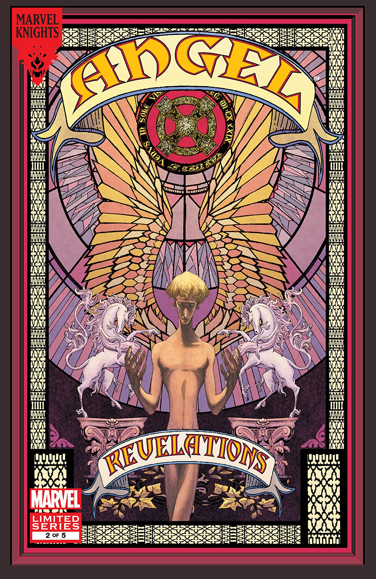 Angel: Revelations Vol 1 2