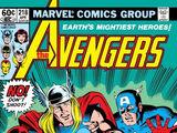 Avengers Vol 1 218