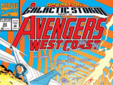 Avengers West Coast Vol 2 82
