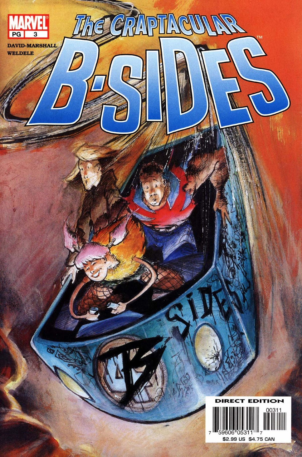 B-Sides Vol 1 3
