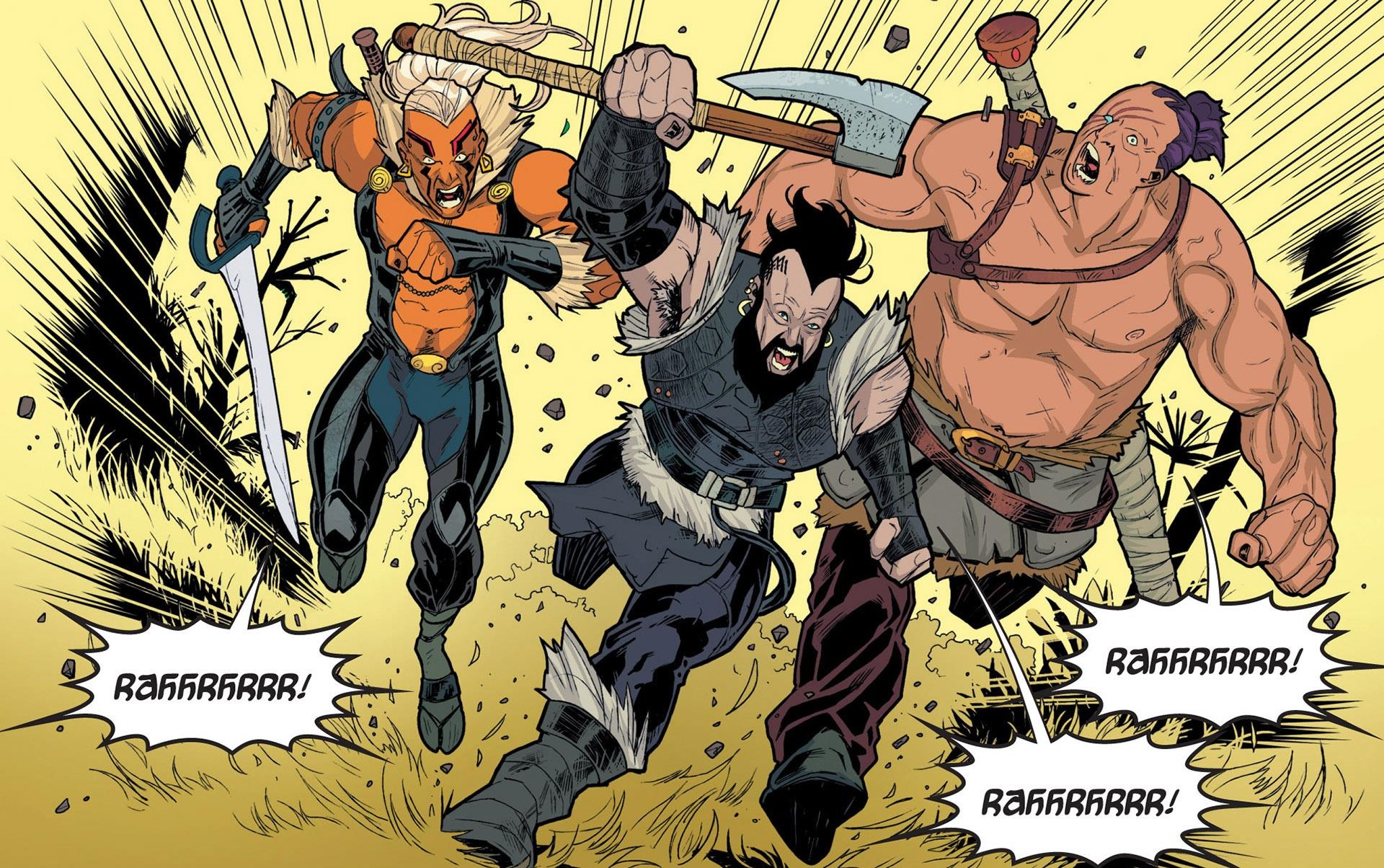 Berserkers (Asgardian) (Earth-616)