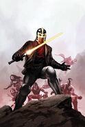 Black Knight Vol 3 2 Marvel '92 Variant Textless