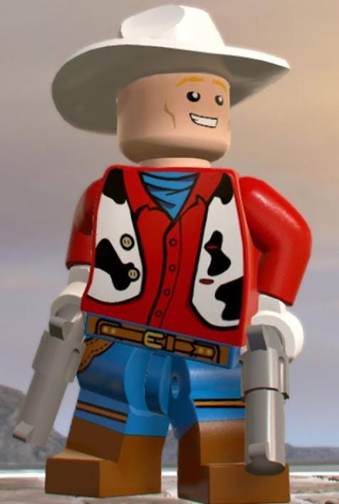Blaine Colt (Earth-13122)