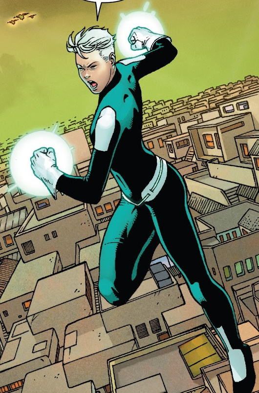 Carol Danvers (Earth-18366)