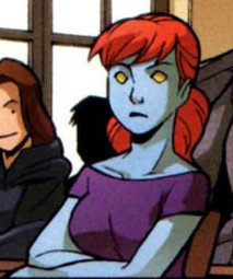 Cessily Kincaid (Earth-5631)