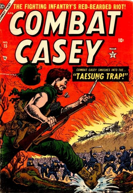 Combat Casey Vol 1 15