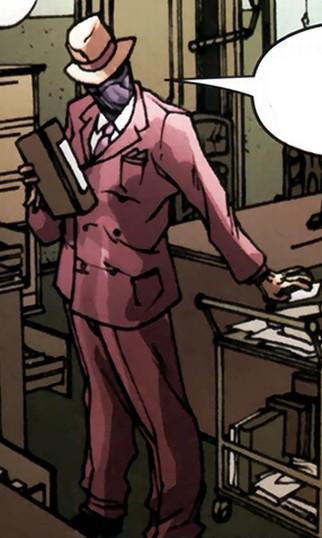 Crime Master (Sammy) (Earth-90214)