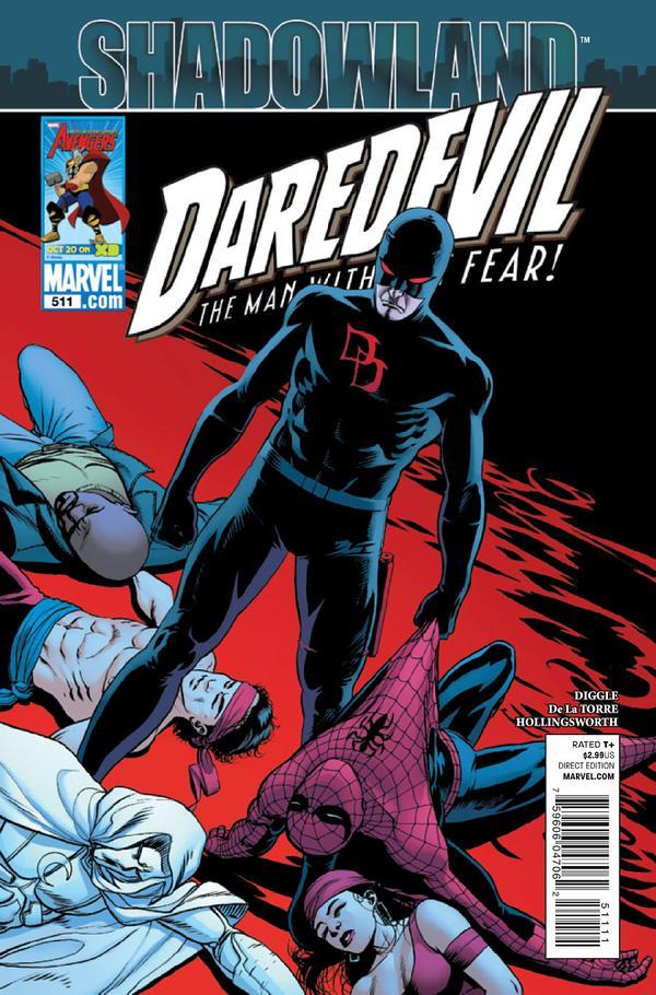 Daredevil Vol 1 511